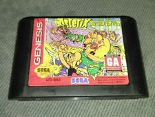 Asterix and the Great Rescue (Sega Genesis) cartridge only