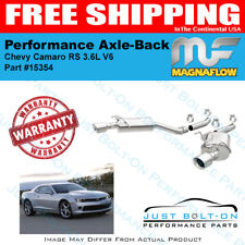 Magnaflow Street Series SS Axle-Back For 2010-2015 Camaro RS 3.6L V6 #15354