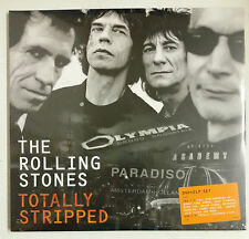The Rolling Stones Totally Stripped 2-LP + DVD UK 2016 double trifold