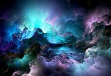Abstract Movie Backdrop Cloud Photography Photo Background Video Studio Prop 7x5