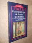 Psicopatologia della vita quotidiana Freud Newton 1988 L9