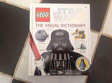Vintage Original De Lego Star Wars The Visual Dictionary Tapa Dura Libro 2009