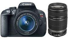 Canon Eos Rebel T5 / Eos 1200D 18.0Mp Digital Slr Camera - Black (Kit w/ Ef-S I…