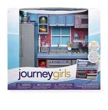 """Journey Girls GOURMET KITCHEN SET 100 PCS Fits 18"""" Our Generation AMERICAN DOLL"""
