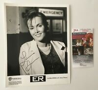 Laura Innes Signed Autographed 8x10 Photo JSA Certified ER