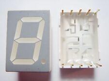 100 x 7 Segment LED Anzeige TDSG5156-M grün 12,7mm Anode VISHAY #15L86#