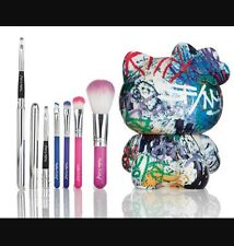 Last 1 RARE Sephora Hello Kitty Sanrio Graffiti Discontinued Make Up 5 Brush Set