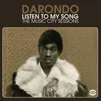 DARONDO Listen To My Songs NEW & SEALED 180gram Vinyl LP (BGP) FUNK 70s SOUL