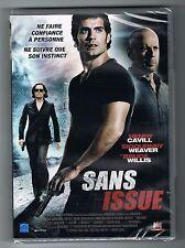 SANS ISSUE - BRUCE WILLIS, HENRY CAVILL & SIGOURNEY WEAVER - DVD NEUF NEW NEU