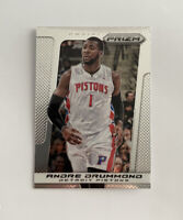 2013-14 Andre Drummond Prizm #198 Detroit Pistons 2nd Year To Rookie Nice Cavs