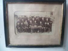 """Foto von Klasse Gerahmt von 1903 """" College Saint Paul, Mamers 1902-1903"""