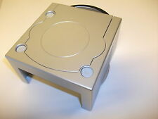 Nintendo Gamecube - Silver - Top Case Shell - For Use Full Size DVD