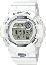 BRAND NEW CASIO G-SHOCK GBD800-7 PREMIER BLUETOOTH STEP TRACKER WHITE MEN WATCH!
