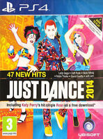Just Dance 2014 Playstation 4 PS4 **FREE UK POSTAGE!**