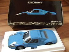Porsche 904 GTS 1964 Minichamps 1:18 racing blau / blue selten / RAR