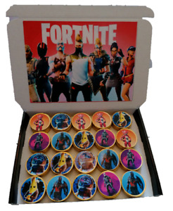 Fortnite Chocolate Coins, Box of 80, Stocking Filler, Trick or Treat
