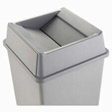 Recipientes para basura y reciclaje
