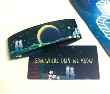 ZOX **SOMEWHERE ONLY WE KNOW* Silver Strap med Wristband w/Card New Mystery Pack