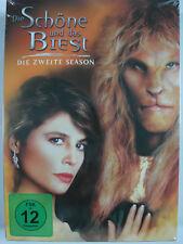 Die Schöne und das Biest - Zweite Season [6 DVDs] - Ron Perlman, Linda Hamilton