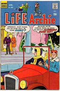 LIFE WITH ARCHIE #96 - Apr 1970 - Archie Comic Publications Bronze Age Classic!
