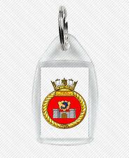 HMCS PORTE DAUPHINE KEY RING (ACRYLIC) ROYAL CANADIAN NAVY