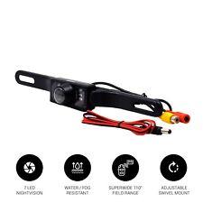 Waterproof 7 LED Car Backup Rear View Reverse Parking HD Camera Night Vision
