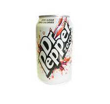 Dr Pepper Zero Sugar Zero Calories 330ml (Pack of 24 Cans)