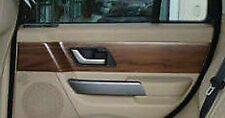 Land Rover Sport 2006-2009 OEM Original Honey Walnut Interior Trim