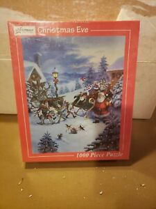 1000 Pc Christmas Eve Puzzle
