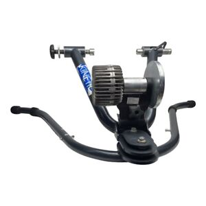 Kurt Kinetic T699-C Indoor Cycling Fluid Trainer Road Machine with Riser Ring