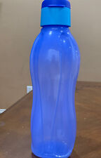 TUPPERWARE BLUE LARGE ECO WATER 1 L !!!!