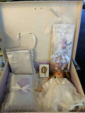 Lee Middleton Doll Family Collectors Club Kit 2003 Baby'S First Prayer