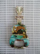 Hard Rock Cafe Cozumel - Beach Scene Coral - Guitar & Logo Magnet Bottle Opener