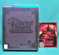 Darkest Dungeon Collector's Signature Edition + Coin & Card PlayStation PS Vita