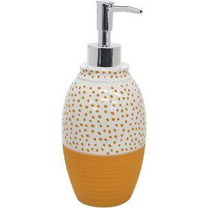 Sunflower Lotion Pump (orange) m01