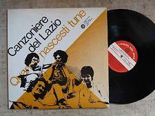 Canzoniere Del Lazio – Quando Nascesti Tune - LP