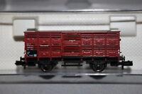 Fleischmann 8354 2-Achser Viehwagen Vh04 DB Spur N OVP