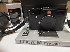Leica M Typ240 Digital Camera With Extras