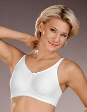 Polyamide Normal Strap Post Surgery Bras for Women