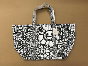 Madsaki X Takashi Murakami Tote Bag