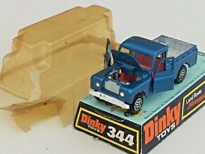 DINKY LAND ROVER - No 344 - MINT