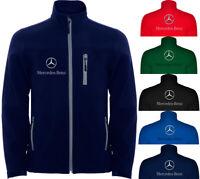 Mercedes Softshell Jacket AMG Coat Veste Mantel Blouson Jacke Parka Sweater GIFT