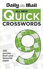 Daily Mail All New Quick Crosswords 9 (The Daily Mail Puzzle Books)