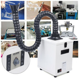 FUME Extractor Laser Soldering Smoke Purify Machine Smoke Absorber Air Purifier