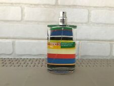 ESSENCE OF MAN BY UNITED COLORS OF BENETTON 100ml 3.3 oz 75 full no cap