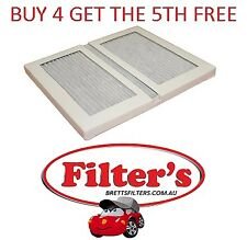 CABIN AIR FILTER FOR TOYOTA LANDCRUISER VDJ76R VDJ78R VDJ79R 03/ 2007 - ON