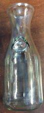 Vintage 1 Litre Wine Juice Milk Carafe 6027 Made in Canada PreOwnedKitchen.com