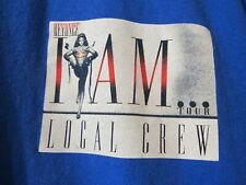 Local Crew Xl T Shirt From Beyonce I Am Tour Bx#3