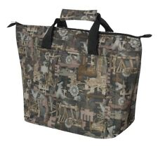 Insulated Oilfield Camo Lunch Tote Beverage Cooler Picnic Bag Large 12X12X6 NEW