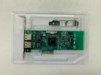 INTEL E1G42ET 10/100/1000Mbps PCI-E 2 Port Server Adapter W/ BLUE STICKER US